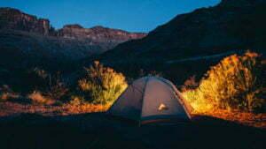 Keep Tent Cool