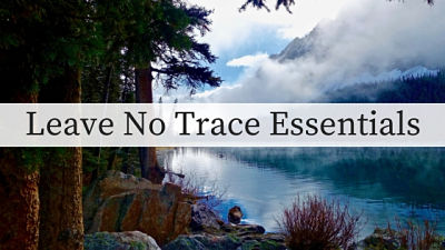 Leave No Trace Essentials