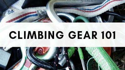 Climbing Gear 101